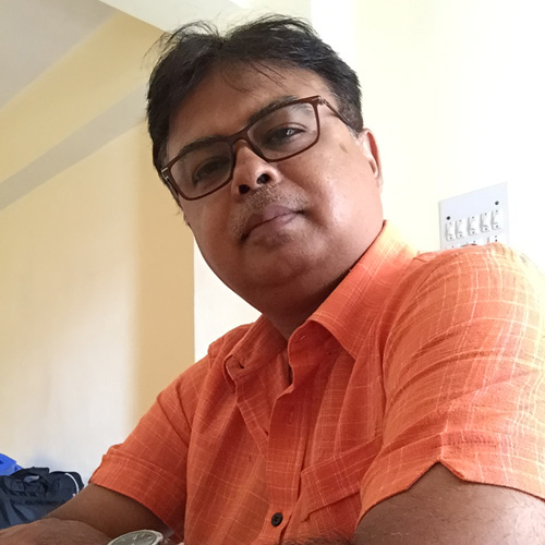 Mr. Utpal Biswas, Asst. Secretary